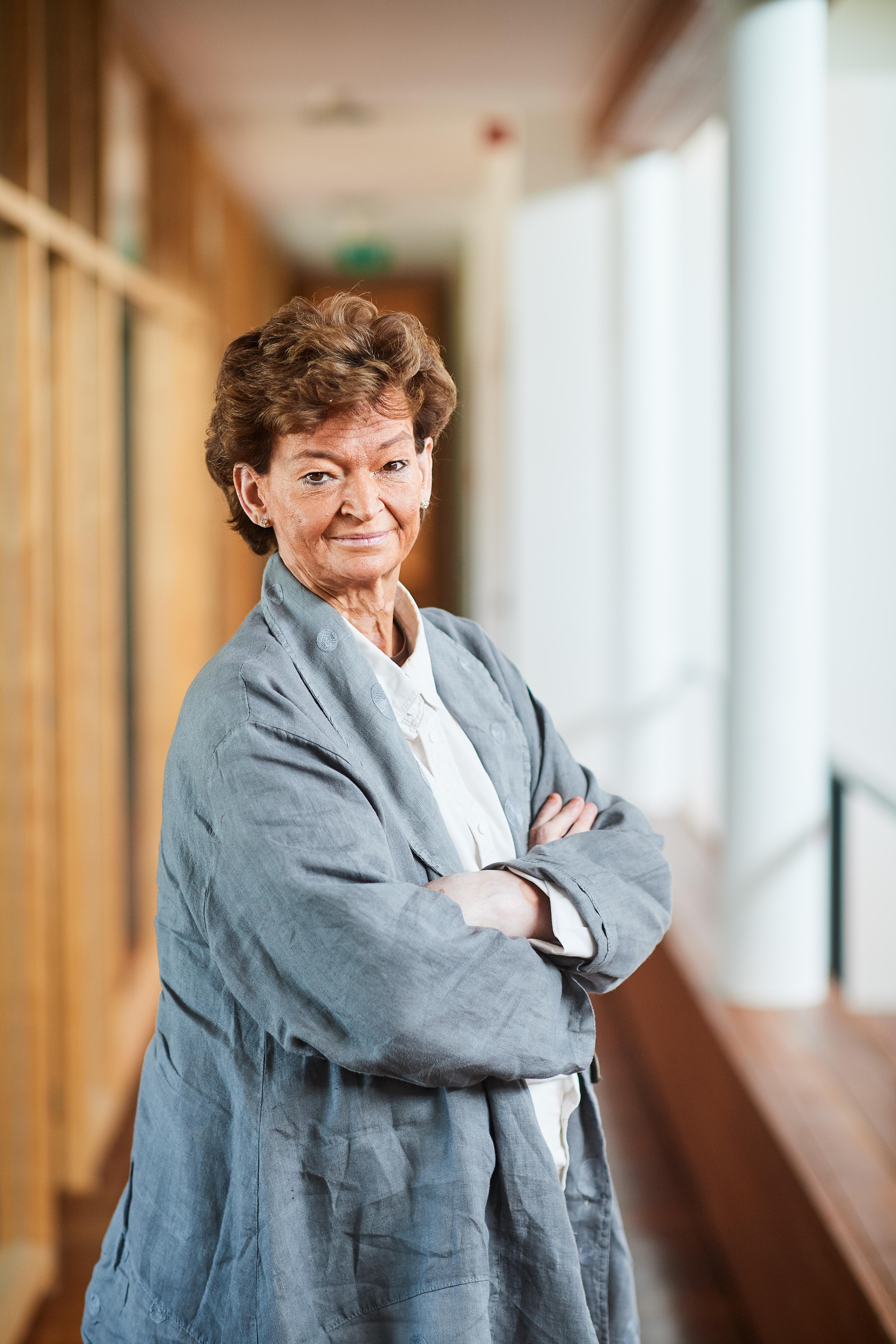 Me Anne-Françoise VANDEN BERGHE